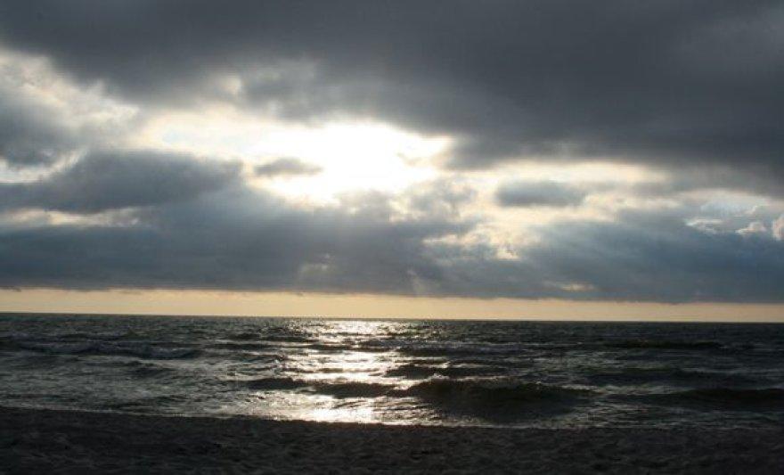 Baltijos jūra.