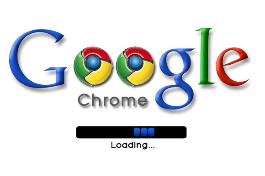 """Operacinė sistema """"Chrome"""""""
