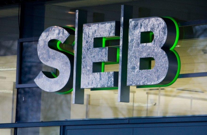 SEB banko internetinė svetainė tapo nepasiekiama.