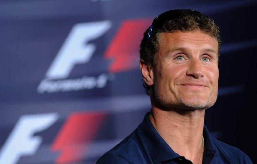 Davidas Coulthardas gyvenime jau pasiekė viską, ką norėjo