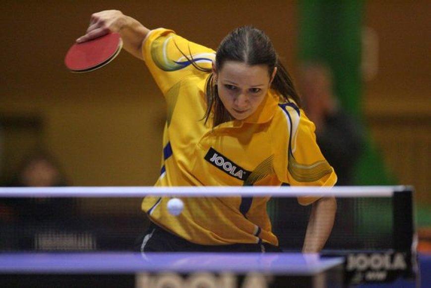 R.Paškauskienė - Europos čempionė.