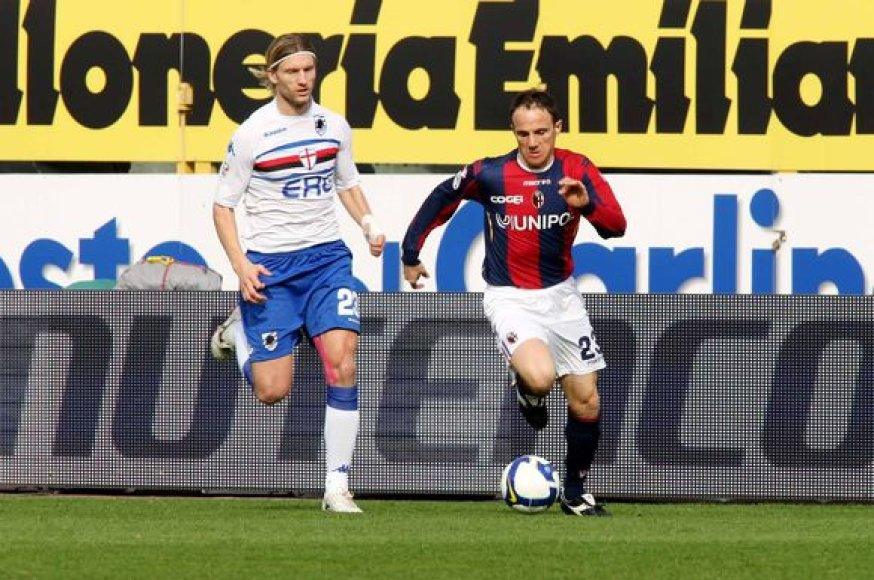 """M.Stankevičius ir """"Sampdoria"""" patyrė skaudų pralaimėjimą."""
