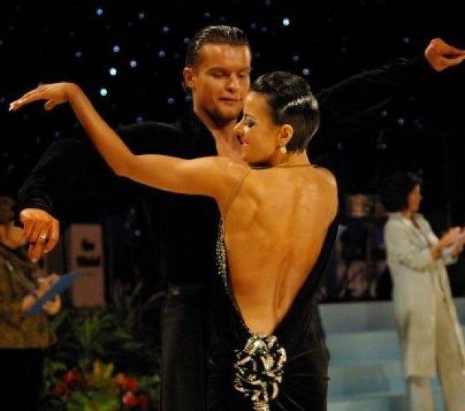 Europos čempionate Lietuvos atstovai užėmė 6 vietą