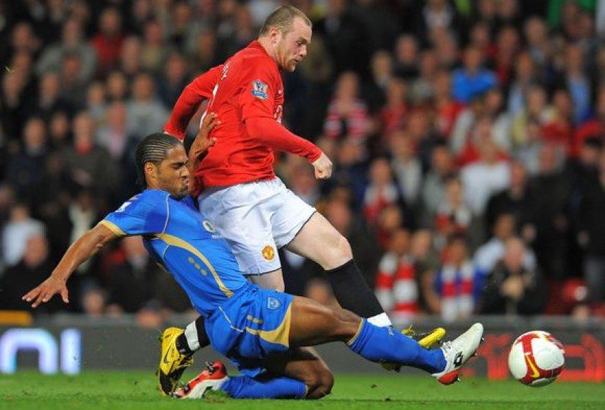 """Manchester United"" susigrąžino lyderio poziciją"