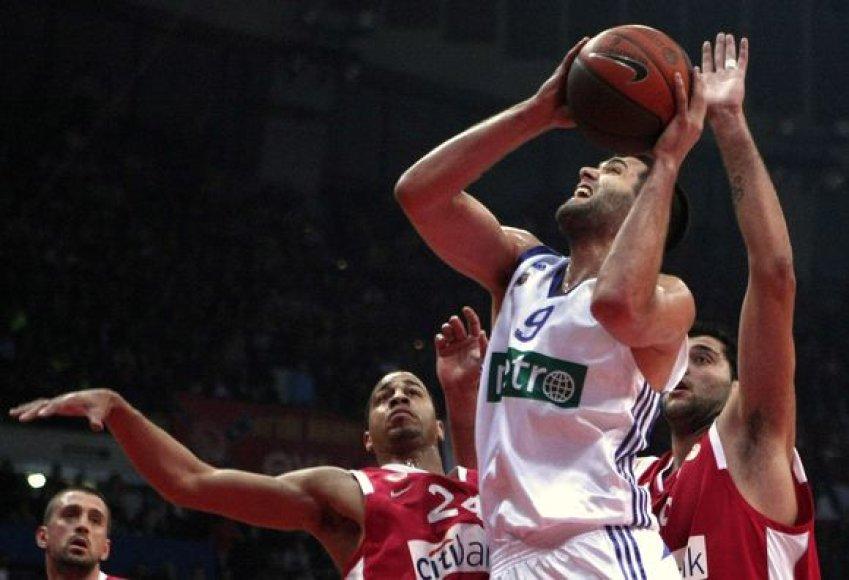 F.Reysesas tapo naudingiausiu ACB žaidėju
