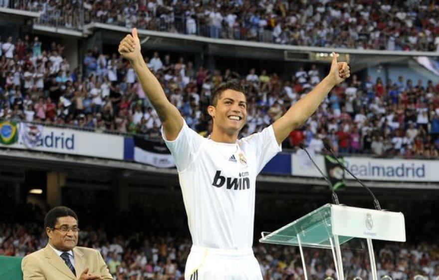 C.Ronaldo įgyvendino savo svajonę