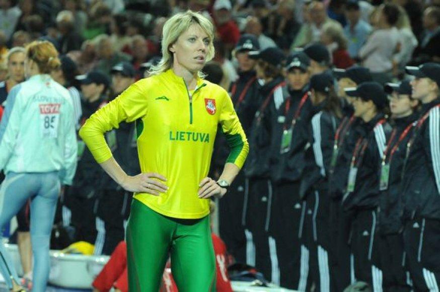 I.Krakoviak bėgimas pusfinalyje