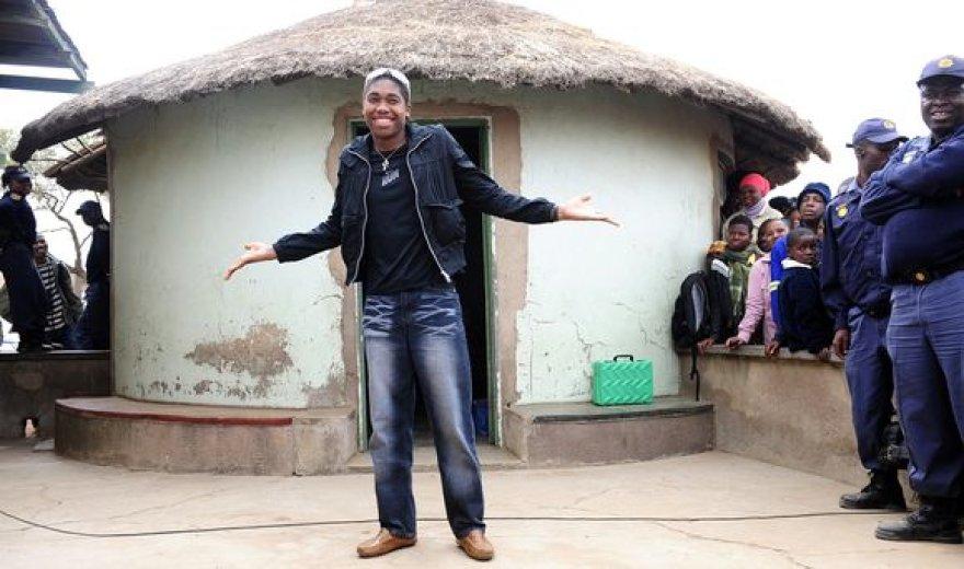 C.Semenya namie sutikta kaip didvyrė