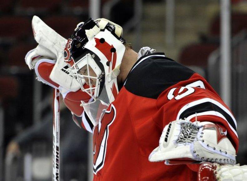 M.Brodeuras tapo absoliučiu NHL rekordininku pagal sužaistas rungtynes