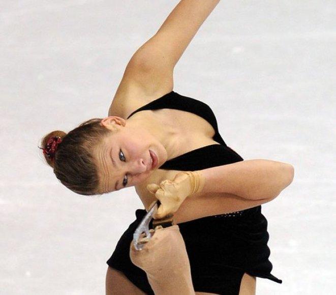 B.Rožinskaitė užimė 35-ą vietą