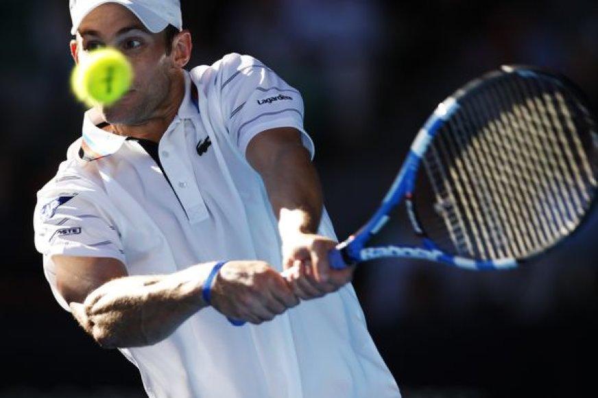 A.Roddickas laikomas turnyro favoritu