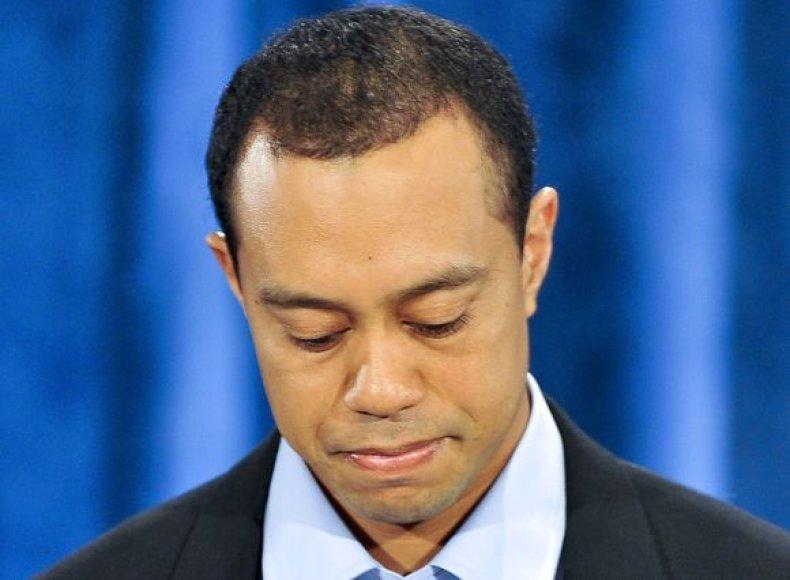 T.Woodsu nepasitiki vis daugiau jo rėmėjų