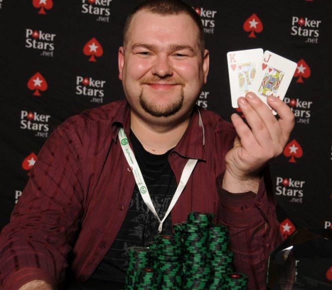 Kauno pokerio turo nugalėtojas