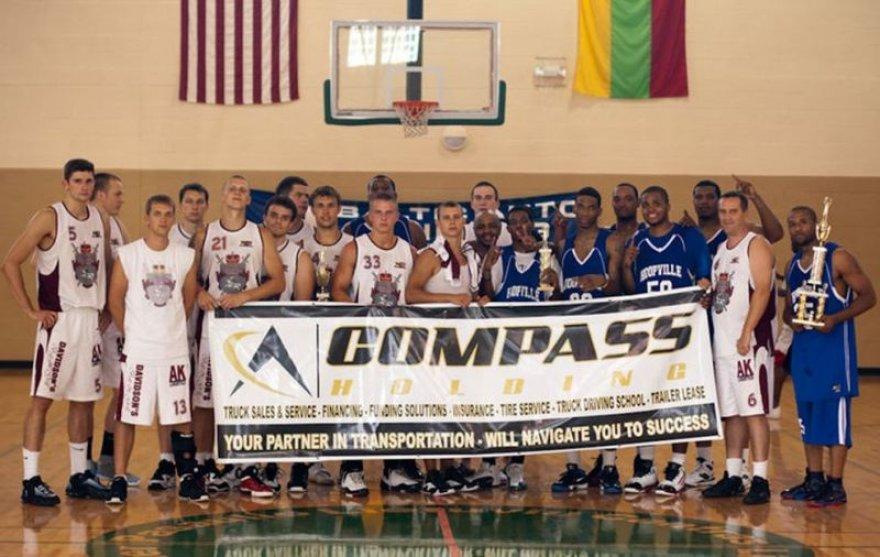 Tarptautinio krepšinio turnyro finalininkai