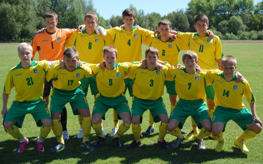 Lietuvos U-17 rinktinė