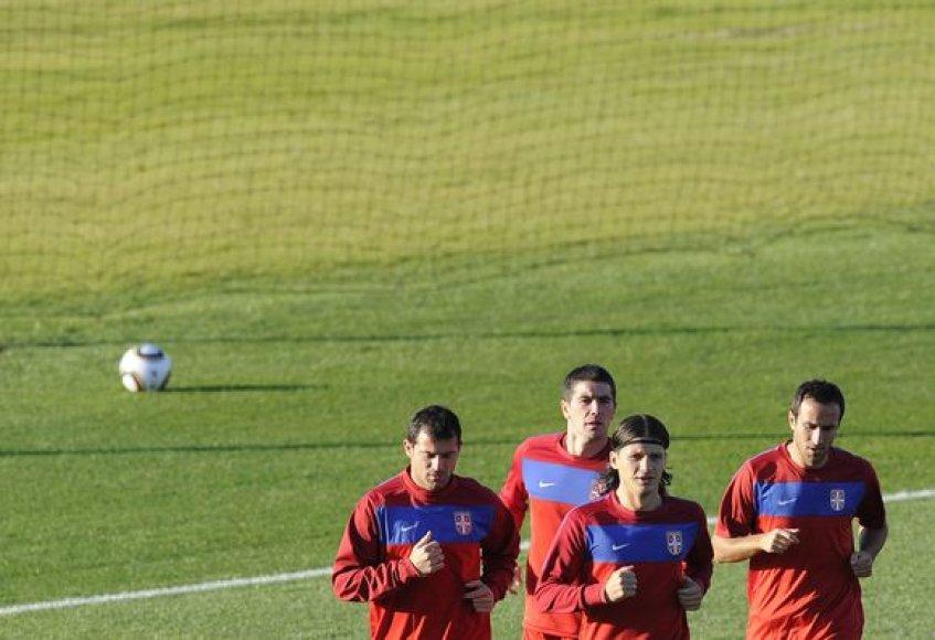 Serbijos rinktinei vadovaus naujas treneris