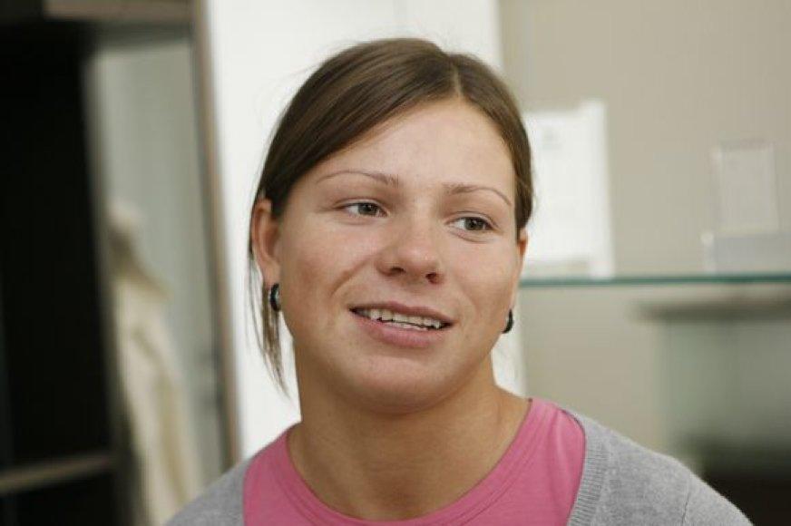Lina Grinčikaitė - viena didžiausią pažangą padariusių Lietuvos sportininkų