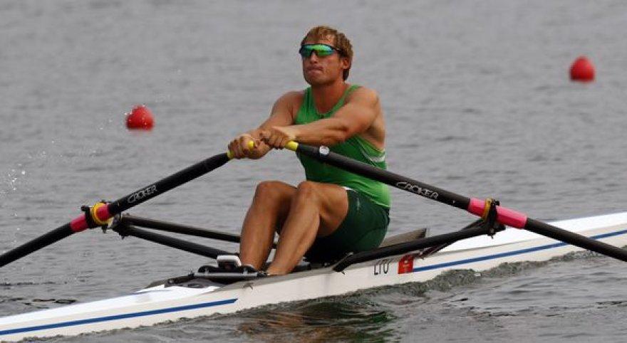 Mindaugas Griškonis svajoja apie pasaulio čempionato medalį