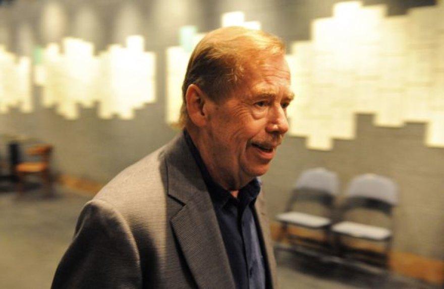 Buvęs Čekijos prezidentas Vaclavas Havelas