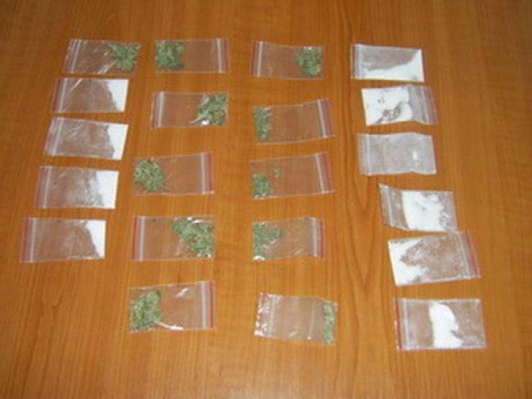 Narkotikai