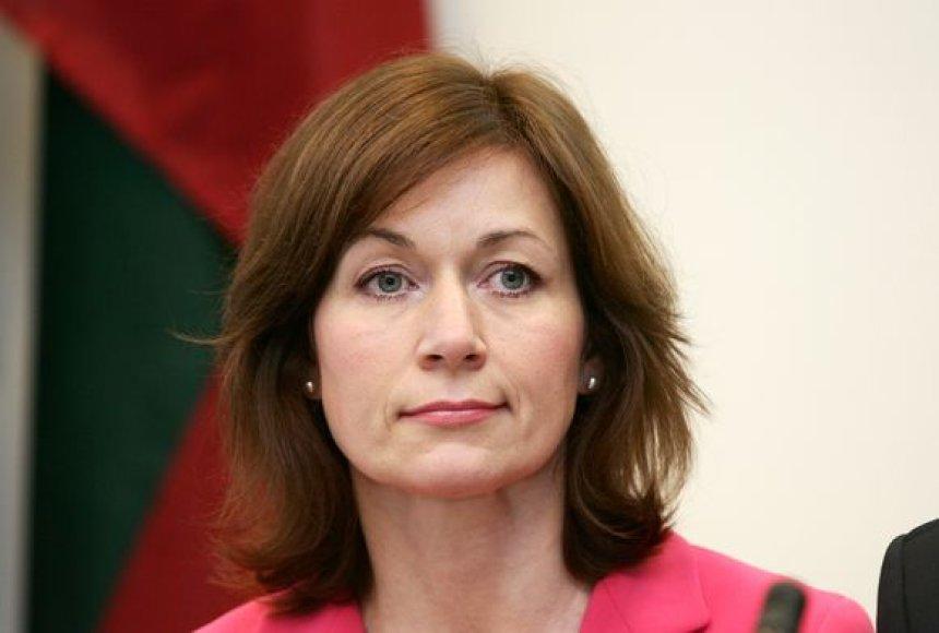 Seimo kontrolierė Albina Radzevičiūtė