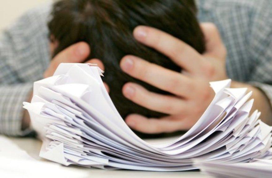 Studentai kankinami įvairiomis studijų reformomis.