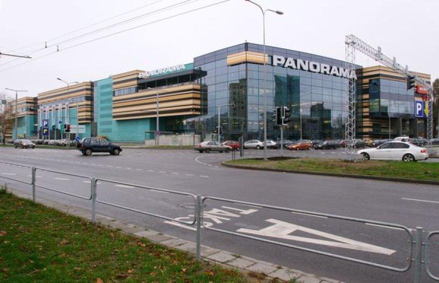 """Laisvalaikio ir prekybos centras """"Panorama"""""""
