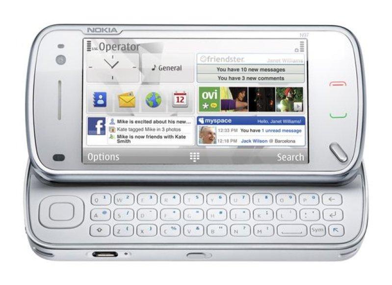 """""""Nokia N97"""""""
