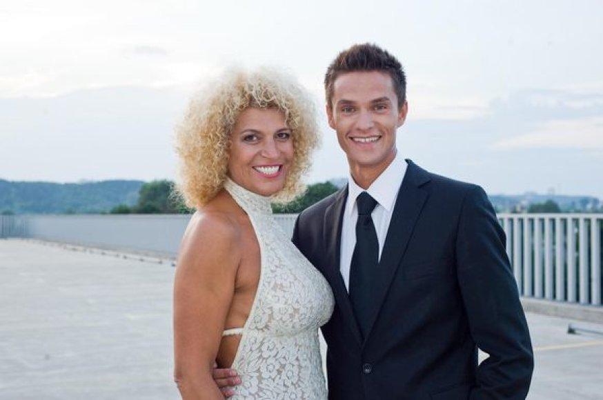 S.Pronina ir T.Uroška