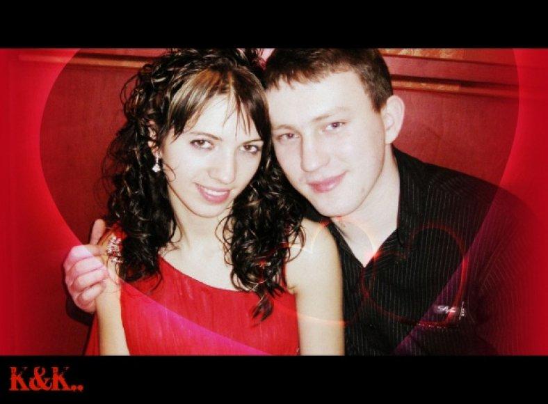 Kšištofas ir Katažina