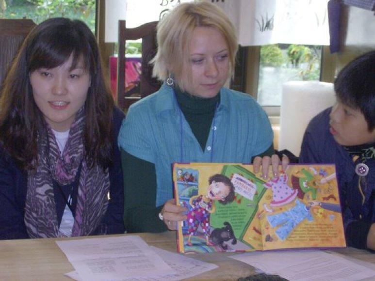 Knygų mugės renginiai vaikams