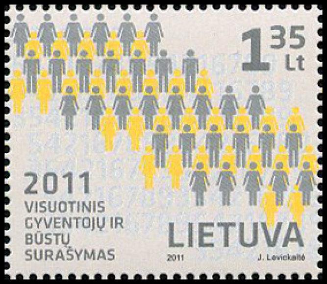 Pašto ženklas