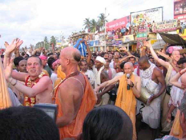 Fluxus ministerijoje vyks indiškos dienos
