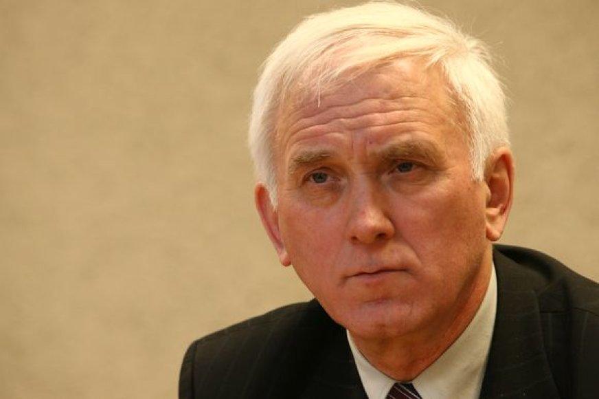 Klaipėdos apygardos vyriausiajam prokurorui I.Lauciui nebuvo skirta tarnybinė nuobauda.