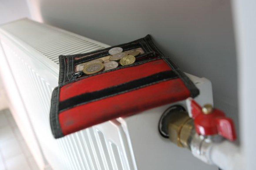 Šilumos, tiekiamos vartotojams, kainų šuolį daugiausia lėmė smarkiai išaugusios šilumos gamybos išlaidos.