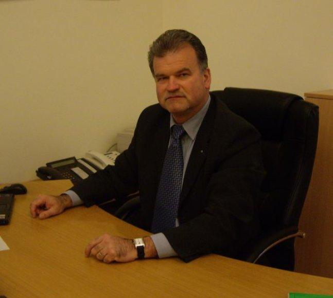 Viceministras Ramūnas Kalvaitis
