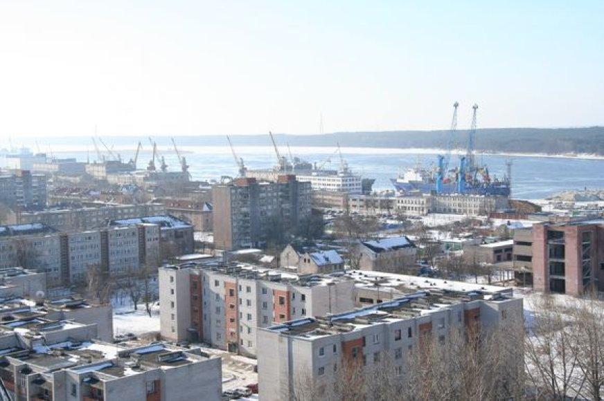 Aplinkos monitoringo išvados parodė, kad Klaipėdoje ne tik triukšmas viršija leistiną normą, kai kur yra užterštas dirvožemis, bet prasta ir miesto želdinių padėtis.