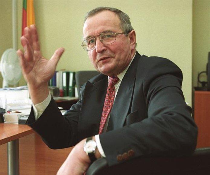 R.Gudaitis vadovavo žurnalistų etikos inspekcijai 8 metus.