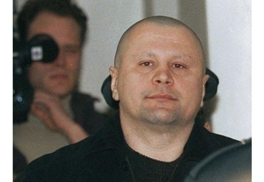 A.Ždanovas prieš tai ilgai kalėjo už žmogžudystę.