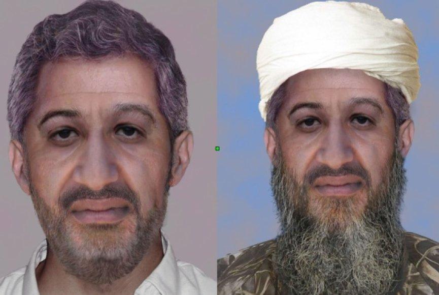 Specialistų požiūriu, O.bin Ladenas pastaruoju metu gali atrodyti taip.
