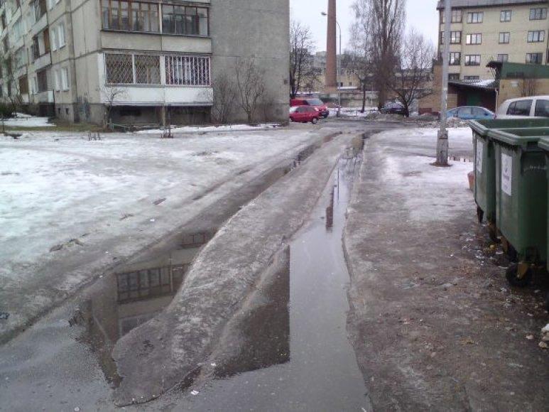 Žiemos ir pavasario kova