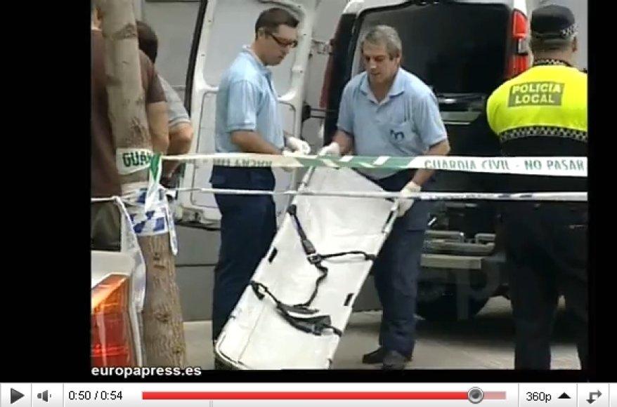 Mistinis kriminalas Ispanijoje