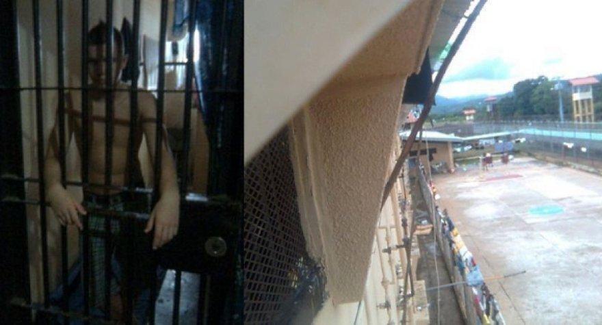 Lotynų Amerikoje be teismo įkalintas vaikinas iš Akmenės rajono – tuščia vieta Panamos pareigūnams.