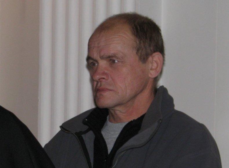 Kaltinamasis M.Belkevičius