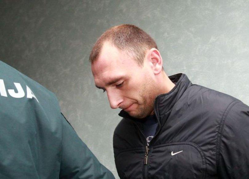 Įtariamasis Jaroslavas I. teisme