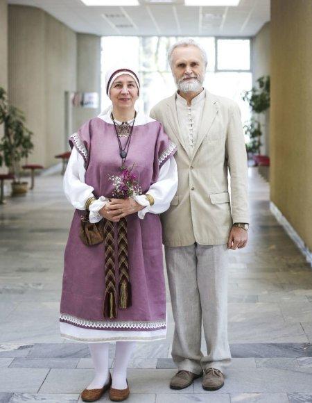 Irmanto Gelūno / 15min nuotr./Eglės Plioplienės ir Aleksandro Valento vestuvės