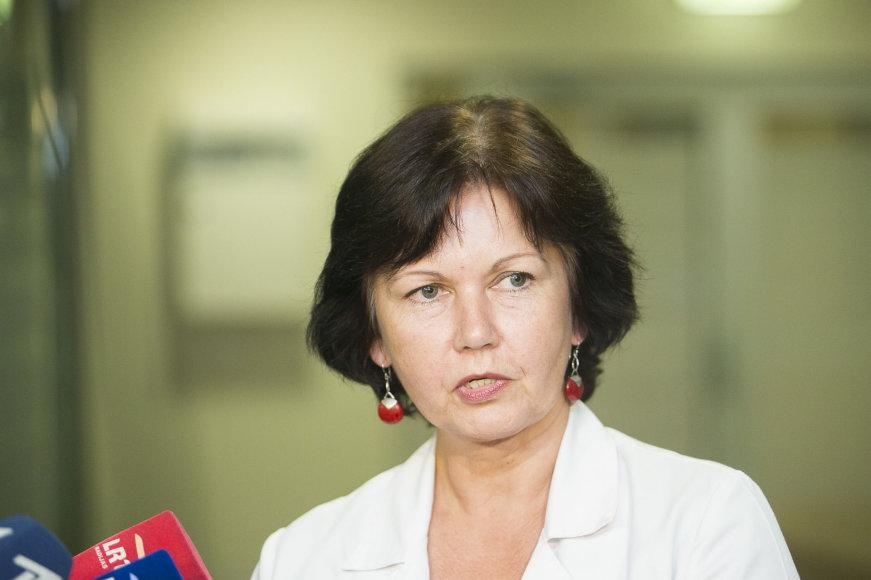 Irmanto Gelūno / 15min nuotr./Gydytoja gastroenterologė, kuri specializuojasi pankreatitų gydyme Saulė Brašiškienė