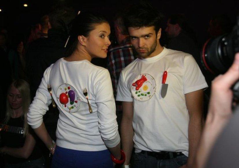 Kotryna ir Šarūnas Kirdeikiai