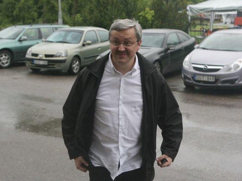 Audrius Siaurusevičius .