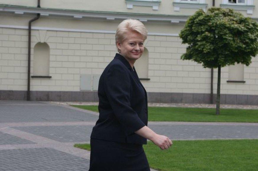 Vilniuje susirinkę Lietuvos diplomatai sprendžia, kaip susiveržti diržus mažėjant Užsienio reikalų ministerijos finansavimui.